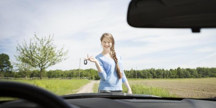Il y a quelques étapes à respecter avant de prendre le volant.