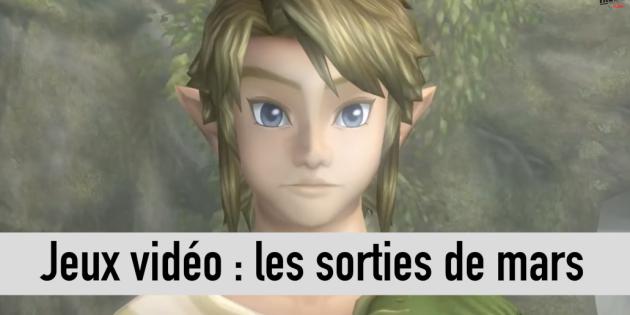 Oh oui ! Zelda revient sur nos écrans en HD ! //©L'Étudiant Trendy