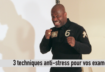 Michel, votre coach anti-stress ! //©l'Etudiant Trendy