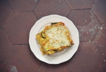 Lasagne légumes et féta // © Student Food //©Student Food