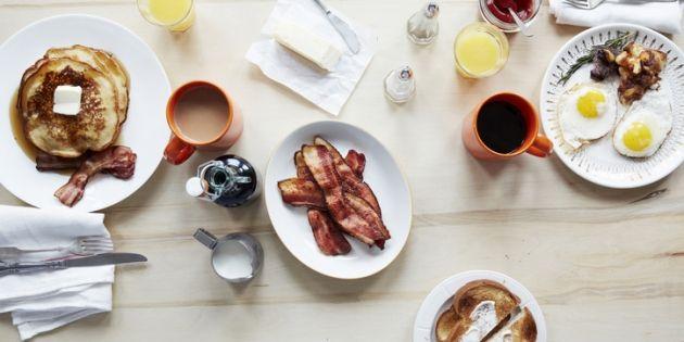 Des recettes adaptées aux flemmards comme aux affamés. //©PlainPicture