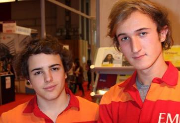 Les bons plans des étudiants en école de commerce - Lucas et Paul //©