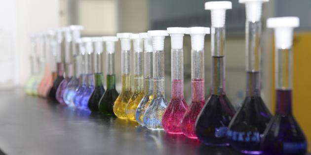 Pas besoin d'être un chimiste de haut vol pour fabriquer ses produits ménagers... //©iStockphoto