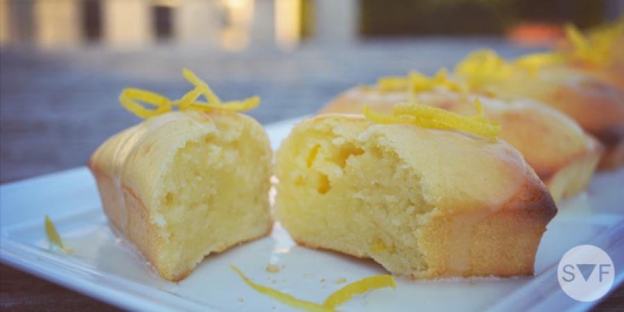 food recette des mini cakes au citron l 39 etudiant trendy. Black Bedroom Furniture Sets. Home Design Ideas