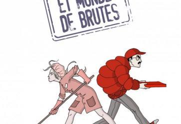 Salaire net et monde de brutesDR //©