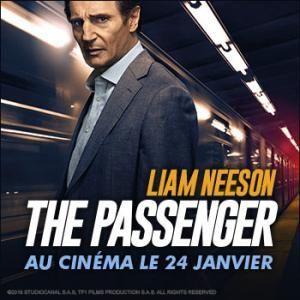 Gagnez vos places pour The Passenger, le 24 janvier au cinéma