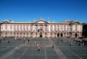 Le Capitole, Toulouse //©
