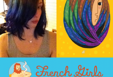 French-Girl-App-exemple //©DR