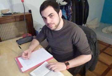 Alexandre, notre testeur, le bracelet au poignet. //©DR