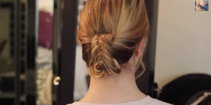 Marie,tutoriel,coiffure,chignon,epi