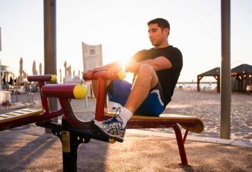 Vous ne trouverez que des avantages à vous remettre au sport. //©PlainPicture
