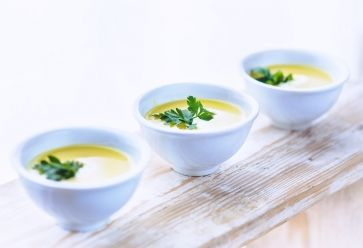 Couleurs, chaleur et vitamines, la soupe est l'allié anti-grisaille de l'hiver par excellence. //©PlainPicture