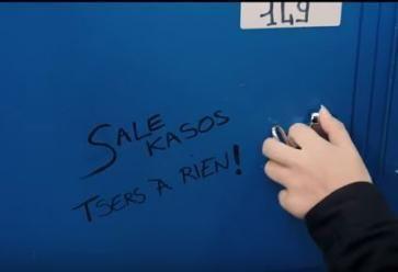 """La vidéo """"Mise au point : il faut que ça s'arrête..."""", une initiative contre le harcèlement. //©Rose Carpet"""
