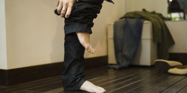 Complexes et pudeur sont laissés au vestiaire avant les cours ! //©PlainPicture