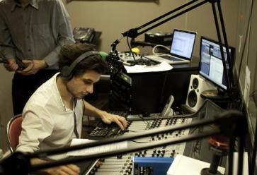 Radio Campus France fédère 28 radios installées dans les locaux des universités ou du Crous. //©RCP