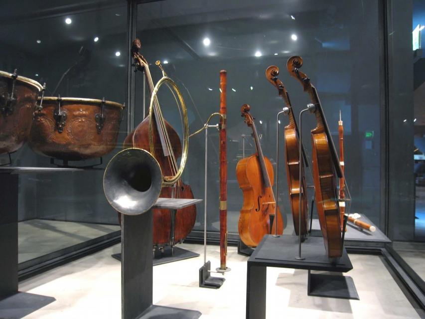 Musée de la Musique // © Pline //©Pline