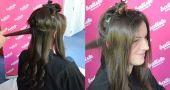 Maintenant, place à la coiffure !