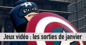 Les héros crèvent l'écran aussi en jeux vidéo ! //©L'Étudiant Trendy