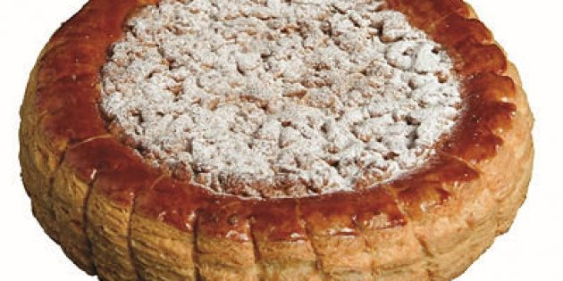 3. La galette de Gâteaux Thoumieux : spéculoos et cannelle s'il vous plaît !