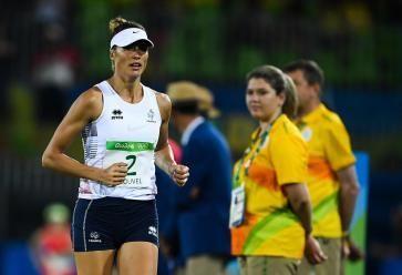 Les premiers cross UNSS ont mené Élodie Clouvel à une médaille olympique en Pentathlon. //©UNSS
