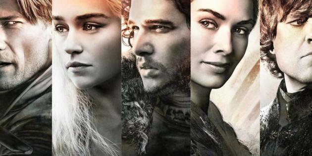 Les élections Game of Thrones, un bon moyen d'attendre la prochaine saison. //©hbo