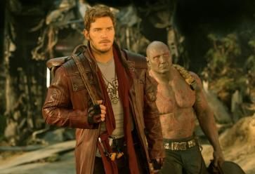 Drax et Star-Lord, on the route encore, vers l'aventure ! //©Marvel / Chuck Zlotnick