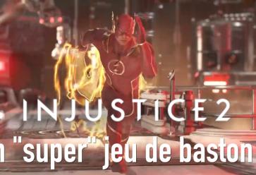 Allez-vous, comme Flash, vous précipiter sur le jeu ? //©Warner Bros Interactive