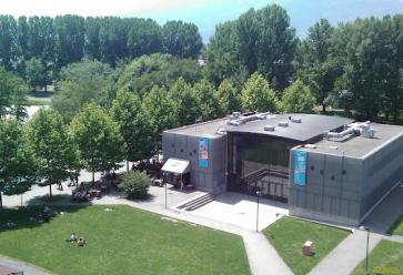 L'EVE (Espace vie étudiante) de Grenoble : l'un des lieux préférés des étudiants // @ DR //©