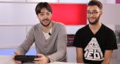 Baptiste et Raphaël vous font découvrir Xenoblade Chronicles X //©L'Étudiant Trendy