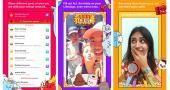 Lifestage, la nouvelle appli développée par Facebook, pour partager ses vidéos et se créer une communauté en ligne. //©lifestage