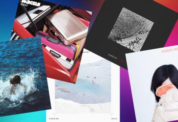 Ces albums ont de fortes chances de vous suivre tout l'été. //©l'Etudiant Trendy