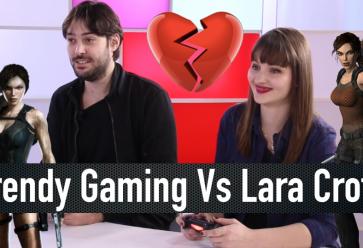 Lara Croft et Jeanne et Baptiste : proches de la rupture //©l'Etudiant Trendy