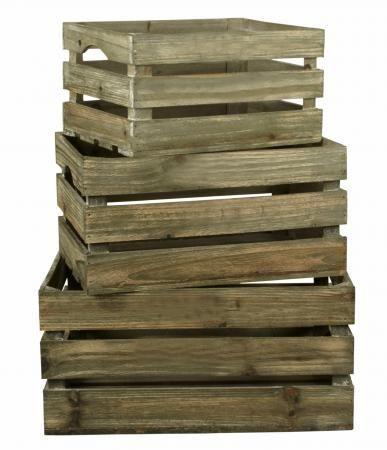 D co trop de bazar dans votre studio 10 conseils pour - Caisse en bois castorama ...