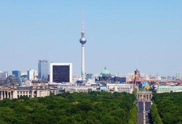 Vue de Berlin //©Wikipédia