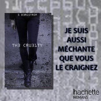 Gagnez un exemplaire du roman The Cruelty de Scott Bergstrom