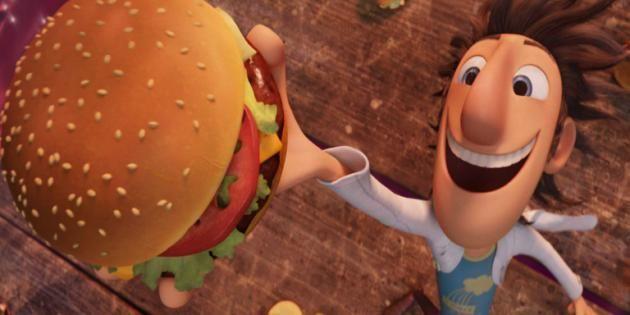 Vous vivez burger, vous dormez burger, votre vie est burger... //©Sony Pictures Home Entertainment