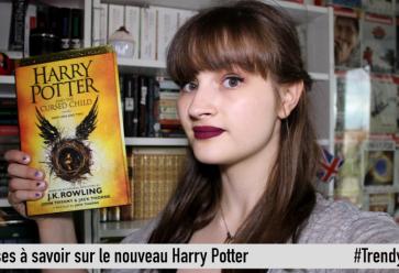 Que vaut ce nouvel Harry Potter ? Les impressions de Jeanne ! //©l'Etudiant Trendy