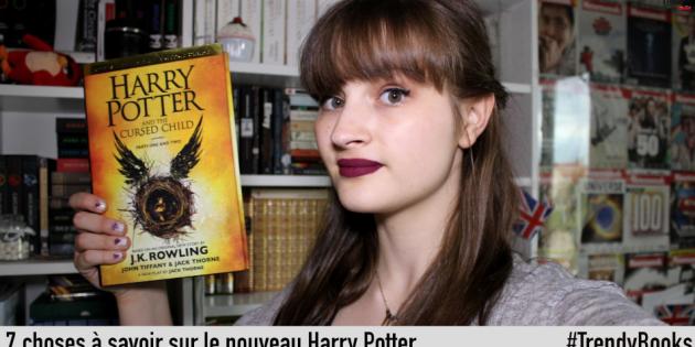 Que vaut ce nouvel Harry Potter ? Les impressions de Jeanne ! //©L'Étudiant Trendy