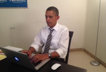 Barack Obama Reddit //©