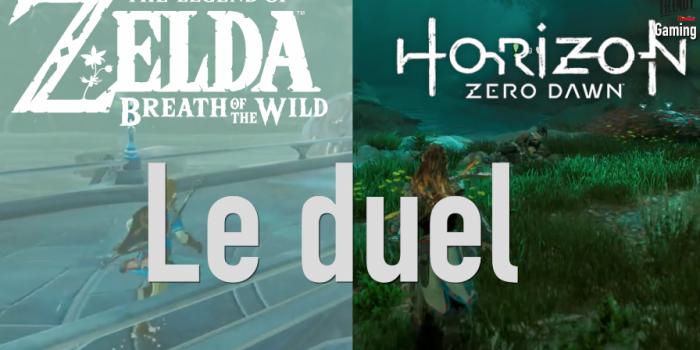 Les deux jeux vous tentent ? On vous aide à faire un choix.
