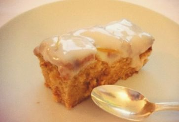 Recette du swedish carrot cakeStudent Food //©
