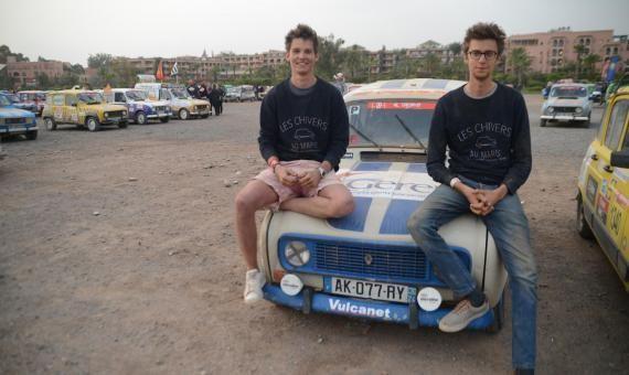 4L Trophy :  happy end à Marrakech