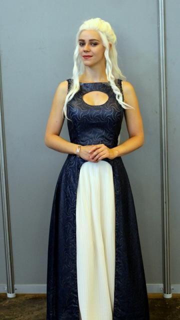 LucioleS en Daenerys //©Baptiste Legout