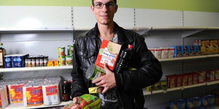 Manger équilibré, bon et pas cher, c'est possible grâce aux épiceries solidaires.