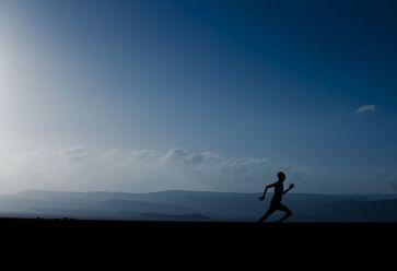 Appli Google Fit - Sport - Course à pied. // © Jonathan Steffen //©Jonathan Steffen