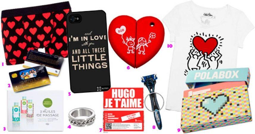 Idee Cadeaux Saint Valentin