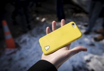 Pour que Snapchat reste fun, il faut être attentifs à quelques basiques. //©REA / Ian Thomas