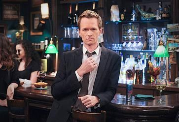 """Barney Stinson, le serial dragueur d'""""how I met your mother"""". //©cbs"""