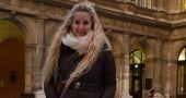 Julia, 22 ans, en master 1 d'économie
