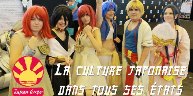 Découvrez des passionnés de culture japonaise //©L'Étudiant Trendy